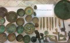 کشف و ضبط اشیای تاریخی سه هزارساله در تهران