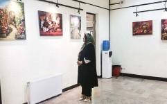 نمایشگاه نقاشی «هنر کوشا» در نگارخانه شیخ هادی برگزار شد