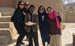 اندر احوال ولخرج ترین گردشگران دنیا در ایران