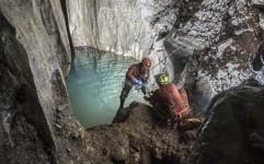 سومین سوپر غار عمیق ایران شناسایی شد