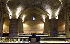 سه میلیون شیء تاریخی در موزه های کشور نگهداری می شود