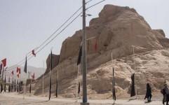طرحی که «قلعه دختر» کرمان را از تعرض ها نجات می دهد