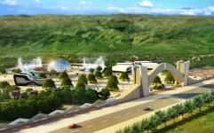 افتتاح 4 طرح اقامتی و تفریحی در آذربایجان غربی