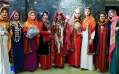 لباس سنتی مردم دزفول رونمایی شد
