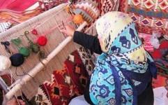 نمایشگاه منطقه ای صنایع دستی در سمنان برپا شد