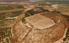 کشف اردوگاه 2500 ساله ارتش ایران در فلسطین