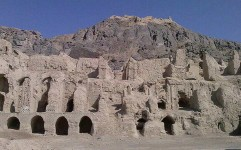 کوهی با معماری شگفت انگیز در انتظار ثبت جهانی