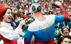 هشدار مسکو به تماشاگران مسابقات جام جهانی
