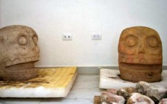 معبد خدای مخوف مکزیک کشف شد