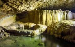 دسترسی به غار زینگان آسان تر شد