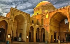 بازی بر سر هویت بنای تاریخی زندان اسکندر در یزد!