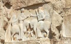 نقشی که همه تاریخ ایران را در بر دارد!