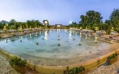 صدری، باغی خیره کننده با شاهکار معماری ایران در تفت