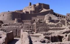مرمت همزمان 4 بنای تاریخی در ارگ بم