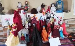 جشنواره عروسک های بومی در خراسان شمالی برگزار شد