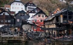 آتش سوزی در میراث جهانی اتریش