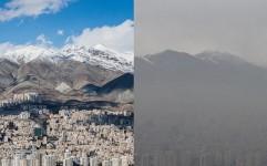 لغو تورهای تهران گردی به سبب آلودگی هوا