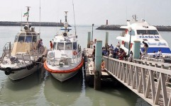 گام بلند بنادر و دریانوردی سیستان و بلوچستان جهت رونق گردشگری دریایی