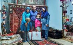 صنایع دستی خراسان شمالی در سبد خرید گردشگران خارجی