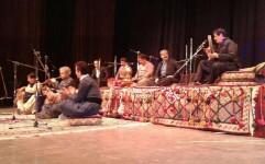 معرفی سنندج شهر خلاق موسیقی در نمایشگاه تهران