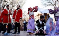 برگزاری ۱۳۸ جشن نوروزگاه در خراسان رضوی