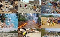 انفجار بحران های اجتماعی از معضلات زیست محیطی کشورهای در حال توسعه