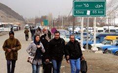 آخرین وضعیت تردد در مرزهای مشترک ایران و ترکیه