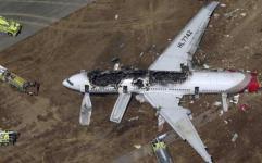 سقوط هواپیمای مسافری روسی با 224 سرنشین در صحرای سینا