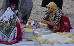 جشنواره غذاهای سنتی در شهرستان اسفراین برگزار شد