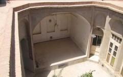 ثبت ملی خانه قاجاری ابریشمی در استان یزد