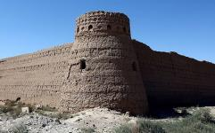 قلعه قاجاری گردکوه مرمت شد