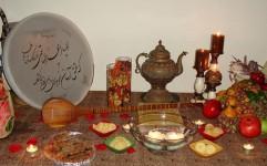 آیین یلدا از خراسان تا کردستان