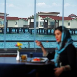 هتل دریایی ترنج در کیش