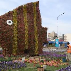 المان های شهری مشهد