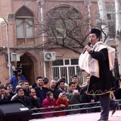 جشن ملی نوروزگاه در تبریز