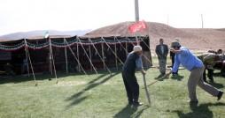 مراسم چوببازی در استان فارس