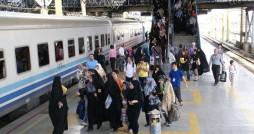 راه اندازی قطار پرسرعت رجا در مسیر کاشان - تهران