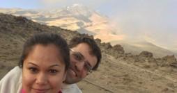 قهرمان شطرنج سریع جهان در قله دماوند