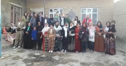 پیوستن همسران 12 سفیر خارجی به «من دریاچه ارومیه هستم»