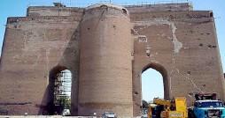 آهی که یقه ارگ علیشاه تبریز را گرفت