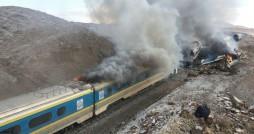 اعلام علت اصلی حادثه قطار