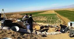 کاوش محوطه باستانی نیشابور با همکاری تیم فرانسوی
