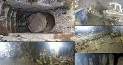 هیچ گنجی در فاروق فارس پیدا نشده و تمام تصاویر ساختگی است