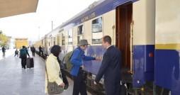 قطار گردشگری، ایران و قزاقستان را به هم وصل می کند