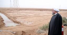 تمام سخنان محیط زیستی رئیس جمهور در اهواز