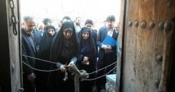 پایگاه طبیعت گردی استان یزد افتتاح شد