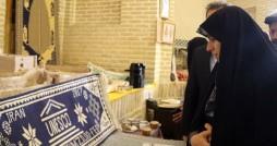 ایجاد فروشگاه صنایع دستی ایران در آلمان