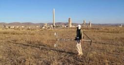 شناسایی آثار باستانی عصر پارینه سنگی در پاسارگاد