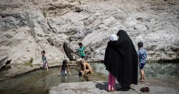 چرا چشمه علی شهرری خشک شد؟