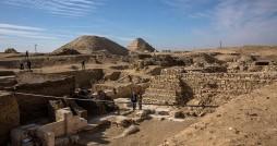 کشف آرامگاه ملکه نئیت در منطقه «سقاره» مصر